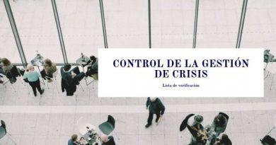 gestion de crisis empresarial